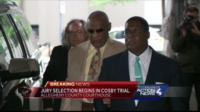 Bill Cosby jury selection in Pittsburgh: Afternoon update