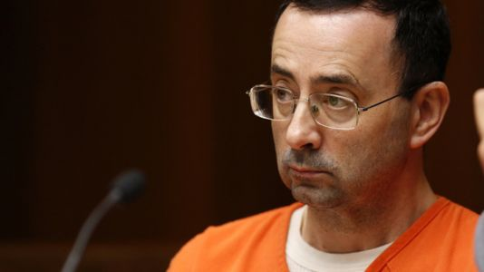 Gymnastics Doctor Larry Nassar Pleads Guilty to Sexual Abuse, Still Doesn't Get It