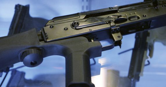 What's happened to bump stocks in the year since Las Vegas?