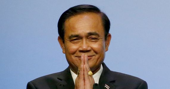 Thai government lifts politics bans ahead of polls
