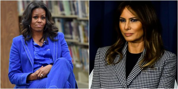 Melania Trump's spokeswoman explains why the first lady never has reached out to Michelle Obama for advice