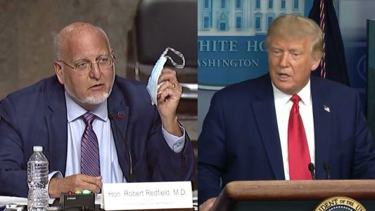CDC Director Reiterates 'Importance of Vaccine' After Trump Says He Was 'Confused,' Made a 'Mistake'