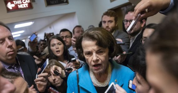 Inside Democrats' struggle with the Kavanaugh accusation