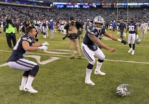 Cowboys improving without Elliott, but playoff picture isn't