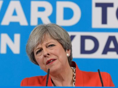 Theresa May is still heavy favourite to win the election despite Labour's poll surge