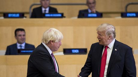 Tory MP slams Donald Trump and Boris Johnson as 'giant egos who believe in fake news'