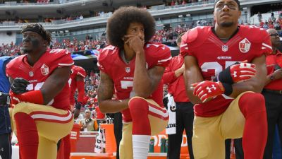 Donald Trump Is Even Taking Credit For Colin Kaepernick Becoming The NFL's Black Sheep