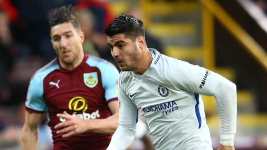 Chelsea secure away win at Burnley