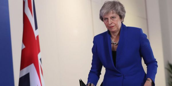Theresa May's historic defeat on her deal means a Brexit delay is almost certain