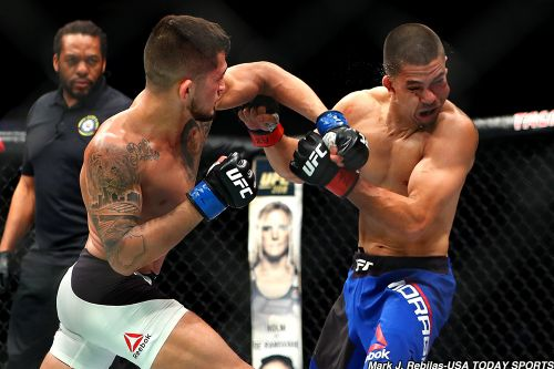 UFC Milwaukee: At 25, Sergio Pettis finds his forever division at bantamweight
