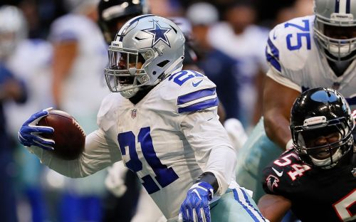 The Cowboys are in the middle of dramatic playoff reshaping