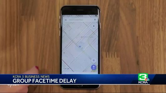 Business News: Apple group FaceTime delayed in iOS 12
