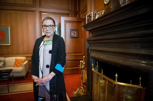 Justice Ginsburg to lie in repose at the Supreme Court and U.S. Capitol