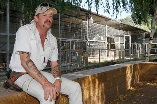 Joe Exotic's team has limo, beauty crew ready for presidential pardon