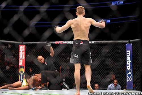 Dan Hooker has Edson Barboza's 'simple game' scouted for UFC on FOX 31