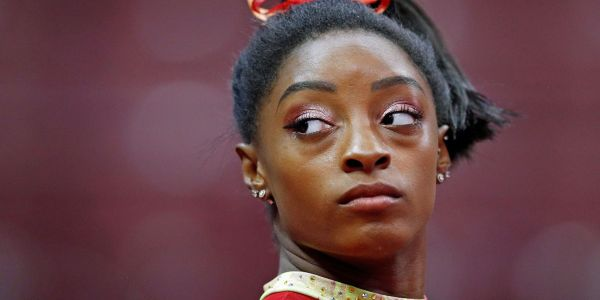 Simone Biles wasn't told USA Gymnastics was investigating Larry Nassar until she finished the 2016 Olympics