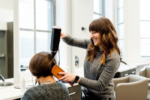 Dry your hair faster and smarter with an infrared hair dryer