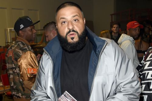 DJ Khaled spends birthday in Miami during Art Basel