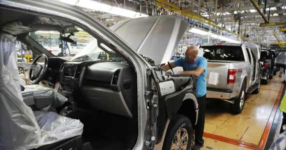 US industrial production rose 0.3 percent in December