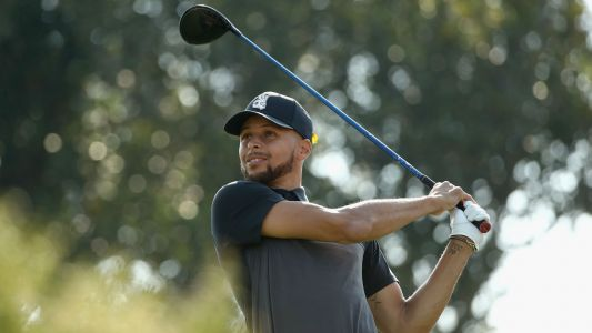 Stephen Curry misses cut at Web.com event after rough second day