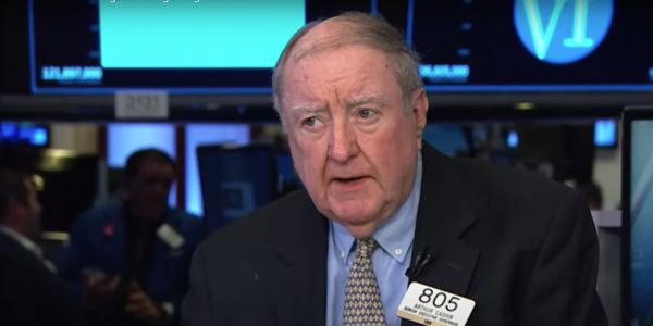Wall Street trading legend Art Cashin says the market is in a 'wash and rinse cycle' driven by investors chasing trends