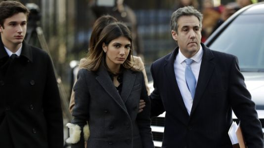 Michael Cohen Sentenced To 3 Years In Prison Following Plea That Implicated Trump