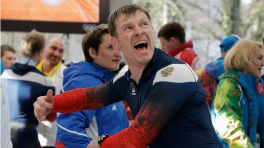 Russian bobsledder stripped of two Olympic gold medals
