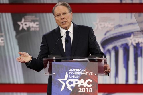 NRA's Wayne LaPierre hits Democrats, socialism in CPAC speech
