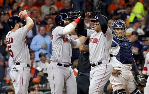 Red Sox headed to World Series after defeating Astros 4-1 in ALCS Game 5
