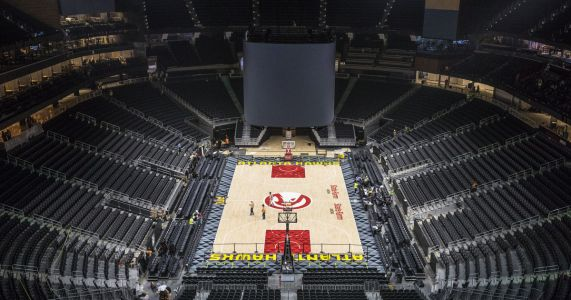 Hawks offering plenty of other options in new-look arena