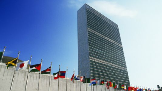 Report Says 1 In 3 U.N. Staffers Have Been Sexually Harassed