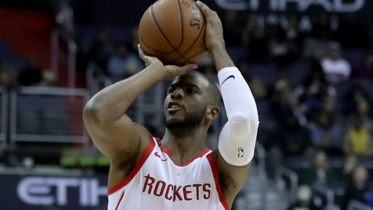 NBA free agency rumors: Rockets confident they'll re-sign Chris Paul