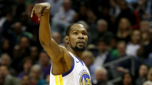 Kevin Durant: Nothing odd about Warriors' 35-point loss
