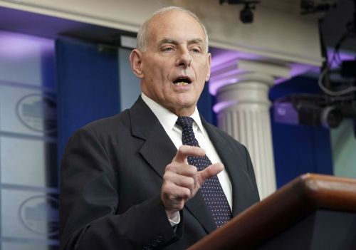 Trump's chief of staff says we don't respect women anymore, forgets he still works for Trump