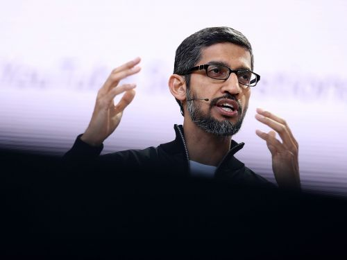 Sundar Pichai addresses Google's sexual misconduct lawsuit settlement for first time to employees, saying in leaked email 'We are not going back in time'