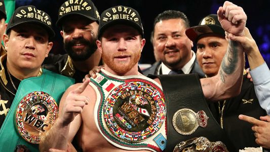 Industry experts discuss Canelo Alvarez's place in Mexican boxing history