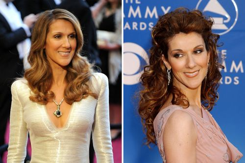 Celine Dion's style has evolved since the '80s