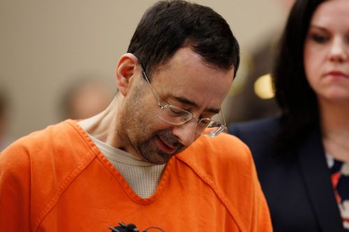 Perv gymnastics doctor speaks: 'A forest fire out of control'