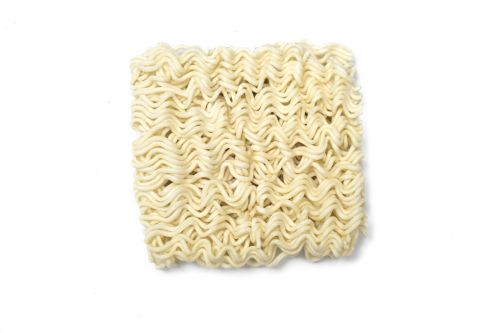Thief makes off with nearly $100K in ramen noodles