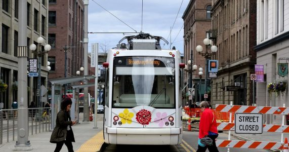 Mayor Durkan wants to build First Avenue streetcar, but even more money is needed