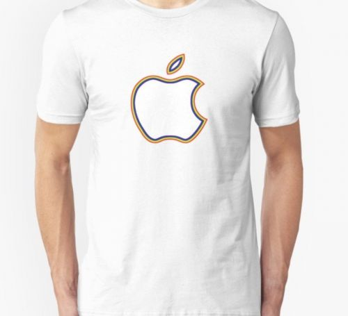 Apple-themed Pride shirts you'll love to wear