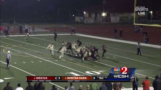Wekiva defeats Winter Park, 33-6