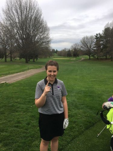 Hole in 1, low scores propel Waukee to Lamson Invitational title