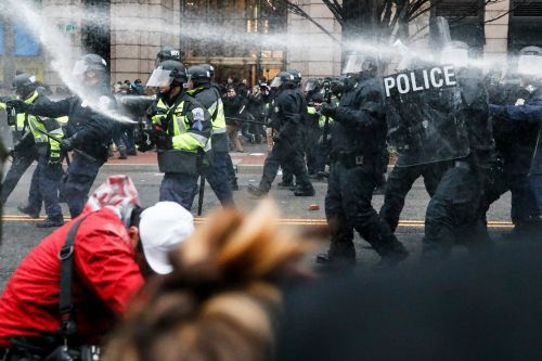 Cop at center of Inauguration protester trial exposed trashing liberal protesters on social media