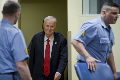 Bosnian Serb military chief Ratko Mladic found guilty of genocide, sentenced to life in prison
