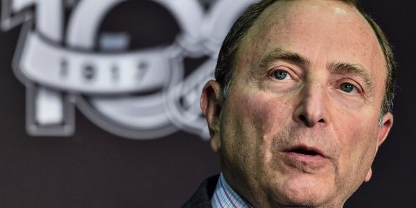 NHL commissioner Gary Bettman says it's 'hard to envision' the league returning to the Olympics