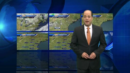 Watch: Snow chances for some as cold weather approaches