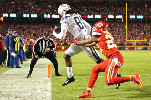 The refs did their best to ruin Chargers-Chiefs classic