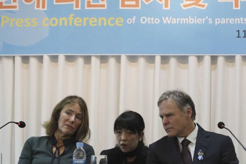 Parents of late US hostage Otto Warmbier chasing illicit North Korean business assets