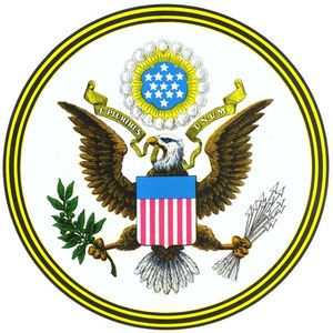 1782: Great Seal of the United States